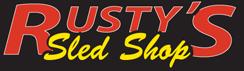 Rusty's Sled Shop LLC Logo
